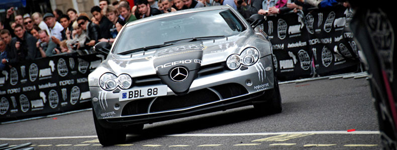 Gumball 3000 - Pall Mall - Londres