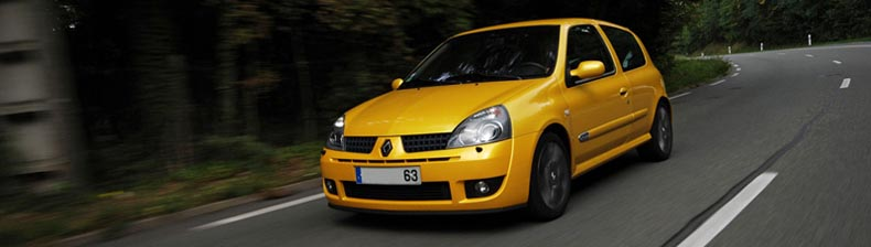 Renault Clio 2 RS 3