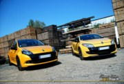 Renault Megane RS & Clio RS
